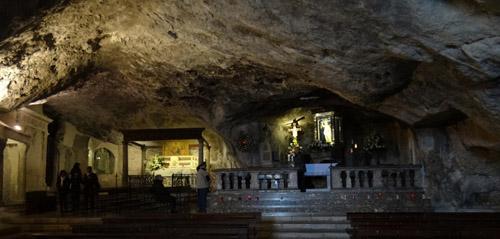 Rievocazione delle apparizioni di San Michele a Monte Sant'Angelo