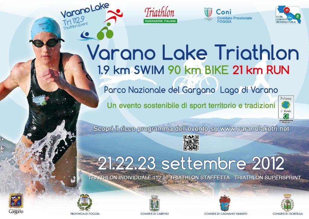 Varano Lake Tri: tre giorni di sport nel Gargano