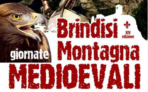 Brindisi di Montagna, Giornate Medievali il 27 e 28 ottobre