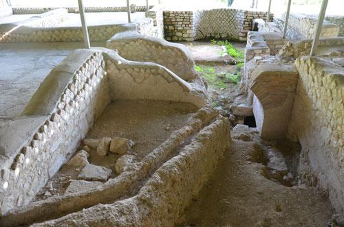 Villa romana di Cottanello: una bugia per riportarla alla luce