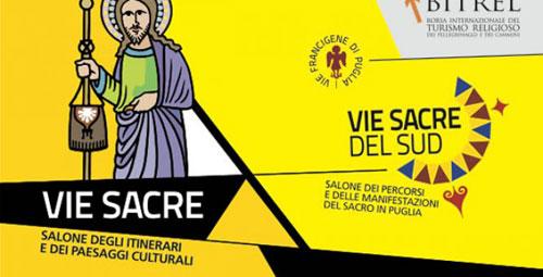 Via sacre e turismo religioso, dal 24 al 28 ottobre la Bitrel a Foggia