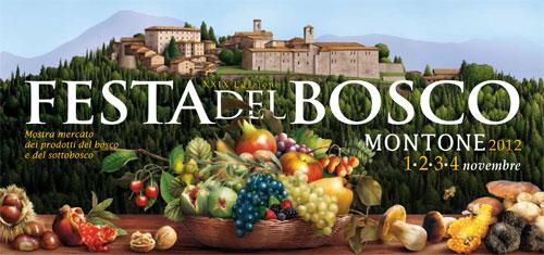 Festa del Bosco, dal 1 al 4 novembre a Montone