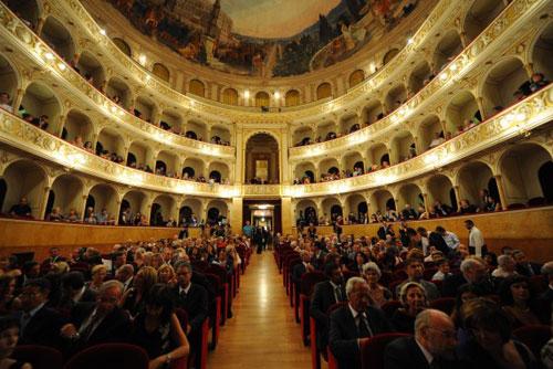 Stagione culturale di Rieti: ecco il programma completo