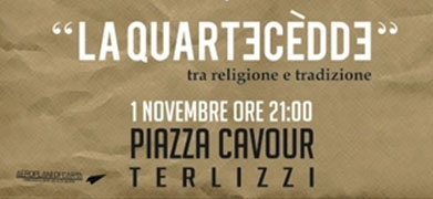 """Terlizzi, il 1° novembre """"Quartecedde: tra religione e tradizione"""""""