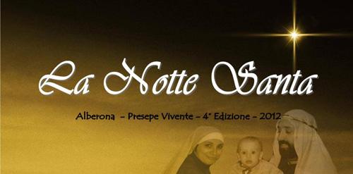 """Ad Alberona rivive """"La Notte Santa"""""""