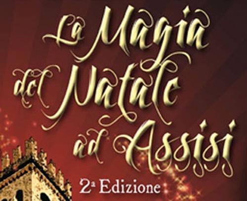 La Magia del Natale di Assisi dal 5 al 9 dicembre