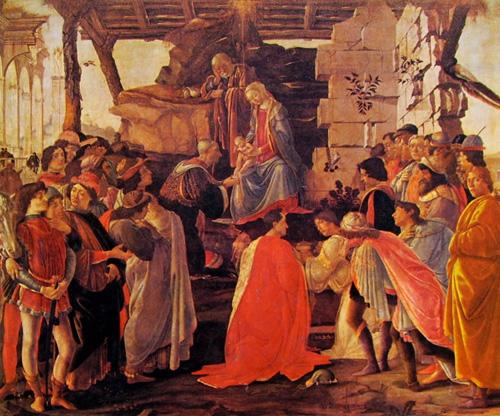 Canale Monterano: un presepe vivente ispirato a Botticelli