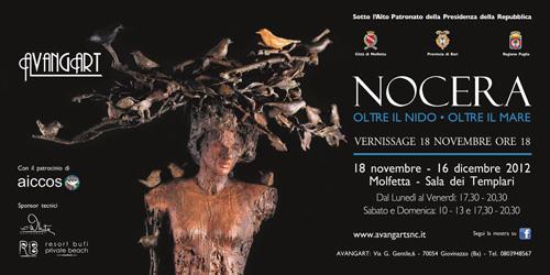 """Molfetta, dal 18 novembre la mostra """"Oltre il nido, oltre il mare"""""""