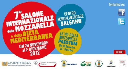 """Salerno, al via il """"Salone della Mozzarella"""""""