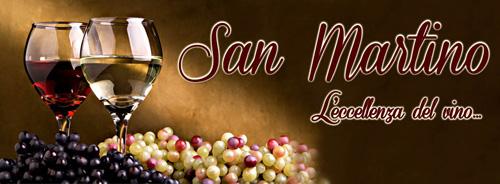 Speciale San Martino: quando il mosto diventa vino