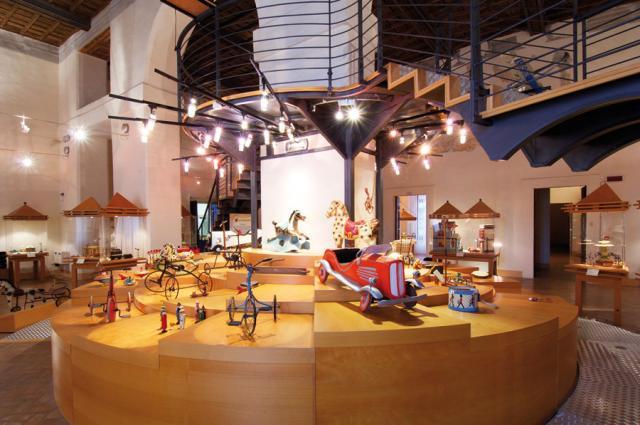 """Al museo del giocattolo di Zagarolo """"La TV in scatola"""""""