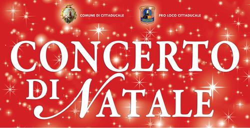 Concerto di Natale il 23 dicembre a Cittaducale