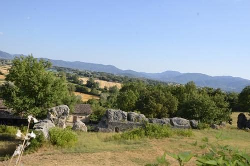 Colli sul Velino archeologi alla ricerca di un villaggio dell'età del bronzo