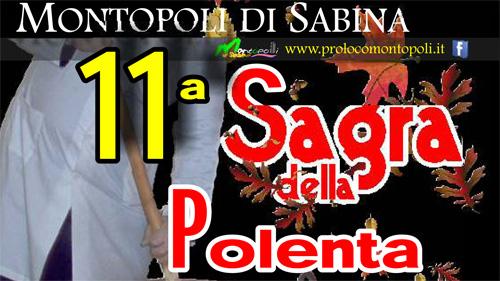 Sagra della Polenta con Salsicce l'8 dicembre a Montopoli