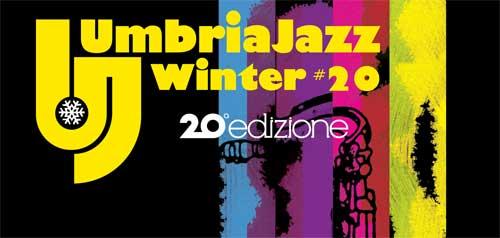 Dal 28 dicembre al 1 gennaio la ventesima edizione di Umbria Jazz Winter