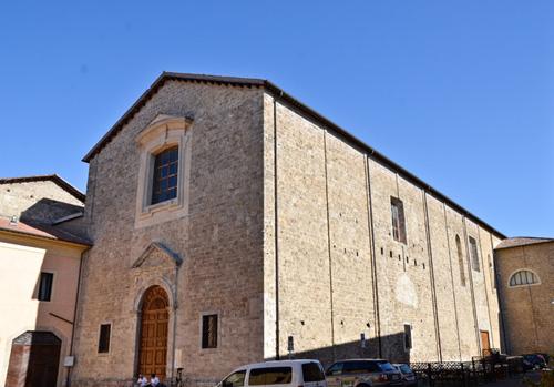 In tour per ammirare gli angeli di Rieti