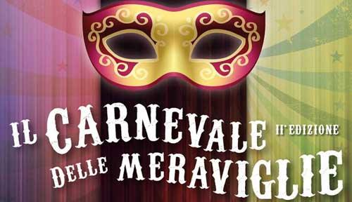 Ad Assisi il 10 febbraio il Carnevale delle Meraviglie