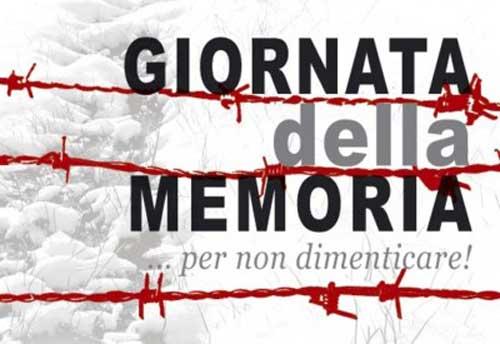 Giornata della Memoria 2013: alcuni eventi in Italia