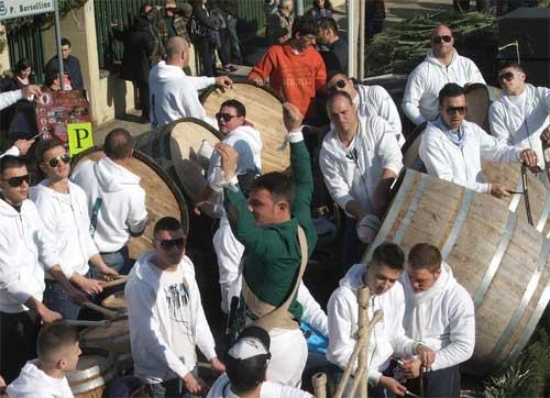 Dal 12 al 17 gennaio la Festa di Sant'Antuono a Macerata Campania