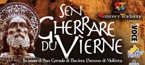Molfetta, l'8 febbraio la festa in onore di San Corrado