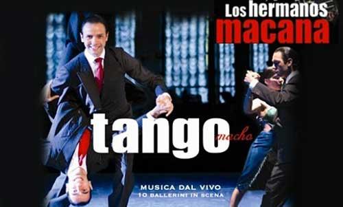 """Napoli, Danza d'Autore al Delle Palme arriva il """"Tango Macho"""""""