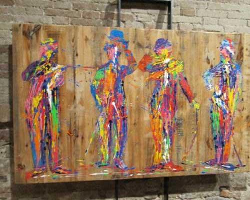 Perugia, al Cerp in mostra le opere di Natino Chirico