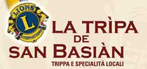 La Trìpa de San Bàsian in provincia di Cremona