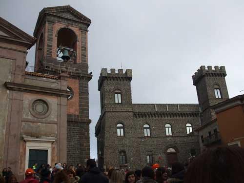 Rocca Priora, la festa di Sant'Antonio Abate e la Sagra dello Scottone