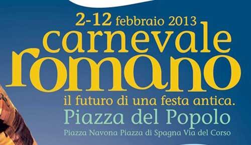 Carnevale Romano: la quinta edizione dal 2 al 12 febbraio