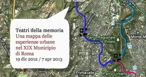Dal 24 gennaio Teatri della Memoria a Roma