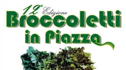 """""""Broccoletti in Piazza"""" il 3 marzo ad Anguillara Sabazia"""