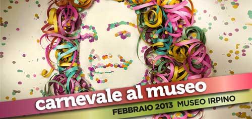 Ad Avellino il Carnevale si trascorre al Museo