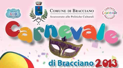 A Bracciano si celebra il Carnevale