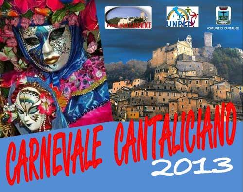 Frappe e castagnole a volontà per il Carnevale di Cantalice