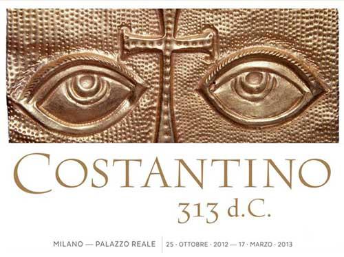 """Milano, fino al 17 marzo la mostra """"Costantino 313 d.C."""""""