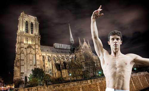 San Valentino: il balletto 'Notre-Dame de Paris' in 100 cinema