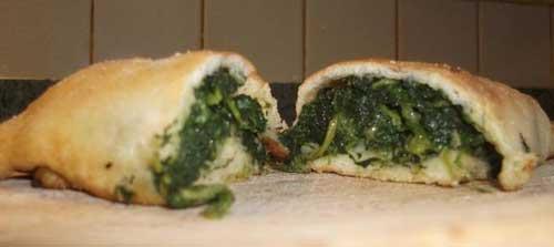 Il fallone tipico piatto della cucina della Sabina