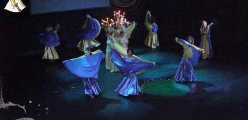 Rieti, danza del ventre al Teatro Vespasiano per costruire pozzi in Africa