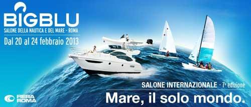 Big Blu: a Roma il salone della nautica e del mare