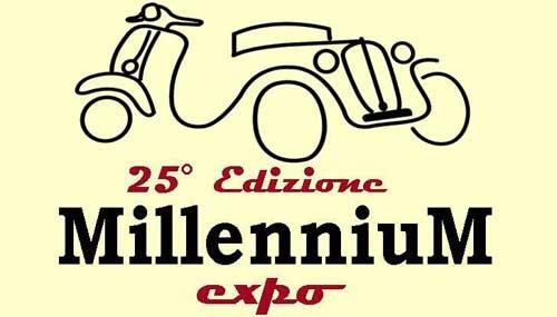MillenniumExpo 2013: al via la mostrascambio di motori d'epoca a Roma