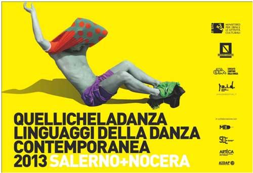 """Salerno. Paganini inaugura """"Quelli che la Danza"""""""