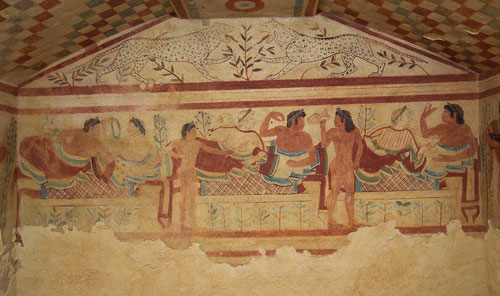Weekend: porte aperte ai monumenti di Tarquinia