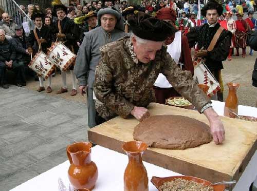Toscana. Il 17 febbraio festa della polenta a Vernio