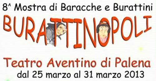 Abruzzo, fino al 31 marzo Burattinopoli 2013