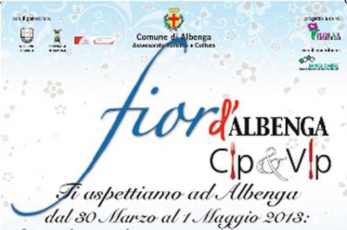 Fior d'Albenga e Cip & Vip dal 30 marzo in provincia di Savona