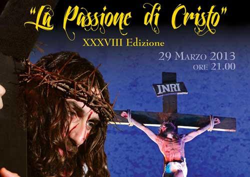 Bracciano, venerdì 29 marzo la rievocazione della Via Crucis