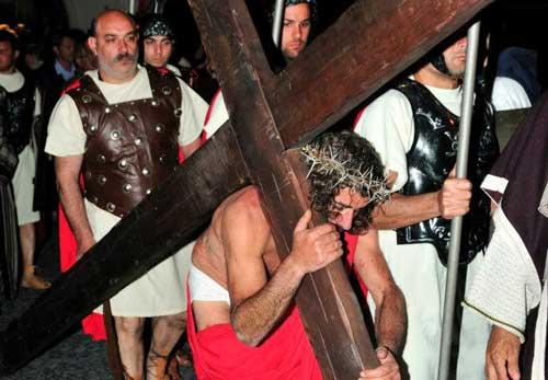 Venerdì Santo a Ischia: la Passione di Cristo di Forio