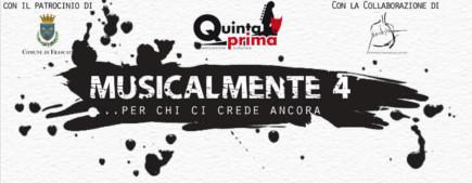 "A Frascati torna ""Musicalmente"""