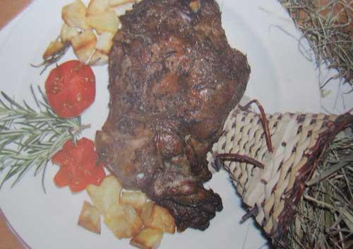 Ricette. Speciale Pasqua: agnello con le noci