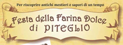 Toscana. La festa della farina dolce di Piteglio
